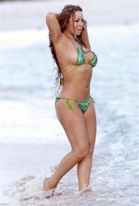 Have U Seen These 15 Hot Mariah Carey Bikini Wallpapers