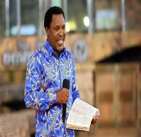 Nigerian prophet temitope balogun joshua is alive and not dead as reported by some online publications, one of his assistants told today news africa simon ateba on the phone on saturday night. Coronavirus Defies T.B Joshua's Prophecy as Global Death ...