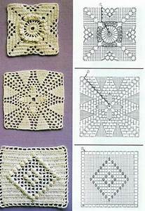 223 Best Images About Crochet Granny Square On Pinterest