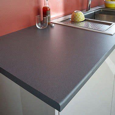 plan travail cuisine castorama plan de travail beton lisse dans la cuisine castorama
