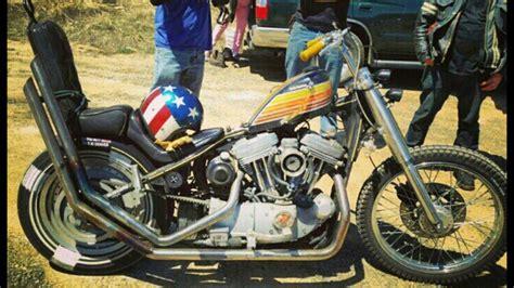 Badass 70s Style Harley Sportster #harley #sportster