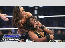Naomi vs Brie Bella SmackDown, January 22, 2015 YouTube