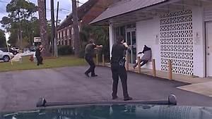 WATCH: Man Pulls Gun on Florida Police, Gets Shot Multiple ...