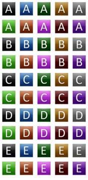 HD wallpapers vector ui design
