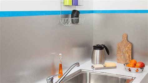 comment poser une cr馘ence de cuisine poser une credence de cuisine 28 images fiche conseil pour le montage d une cr 233