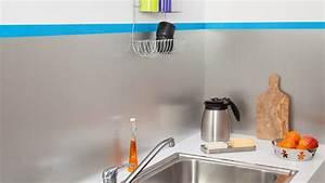 Poser Une Credence : poser une cr dence de cuisine en aluminium ~ Melissatoandfro.com Idées de Décoration