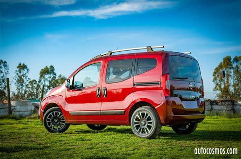 Probando El Fiat Qubo 2018 Autocosmoscom