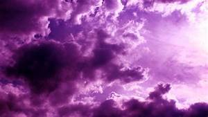 Purple Clouds - YouTube