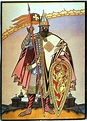 prince of Chernigov Igor 'the Brave' Svyatoslavich Rurikid ...