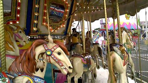 Gravitron Carnival Ride
