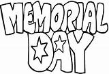 Coloring Memorial Pages Celebrate Let Blogthis Email Clip sketch template
