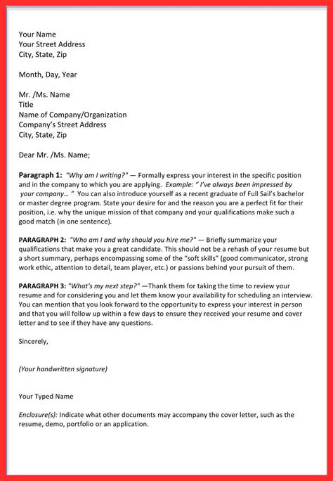 Fill In The Blank Cover Letter Free by Fill In Cover Letter Resume Format