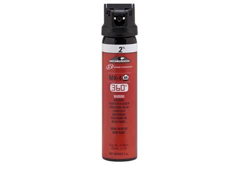 Defense Technology First Defense 360° Pepper Spray 3oz
