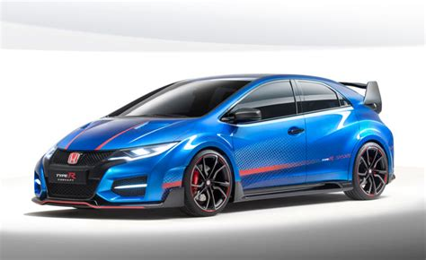 Honda Civic 2016 Type R by 2016 Honda Civic Type R To Outperform Even The Nsx