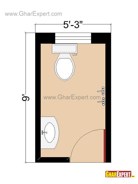 45 Ft Bathroom bathroom layouts and plans for small space small bathroom