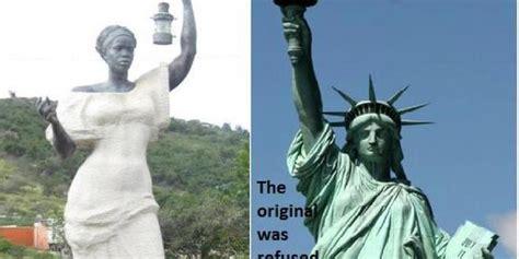 original statue of liberty color original statue of liberty color the true color of the