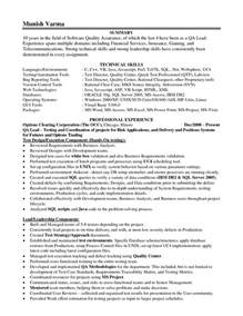 student resume skills section leadership skills on resume sle resume center