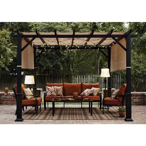 25 best ideas about deck canopy on deck shade