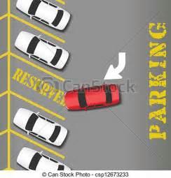 Reserved Parking Lot Clip Art