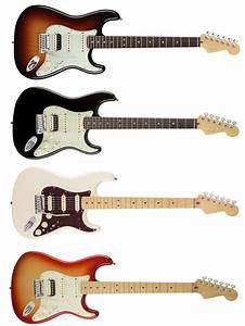 American Deluxe Stratocaster U00ae Hss Shawbucker