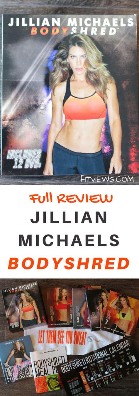 Jillian Michaels Bodyshred Full Review
