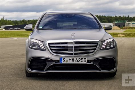 2018 Mercedesamg S 63 4matic+ First Drive Review