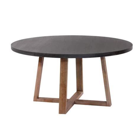chaussure de cuisine table ronde tambora 140 cm achat vente table salle a manger pas cher couleur et design fr