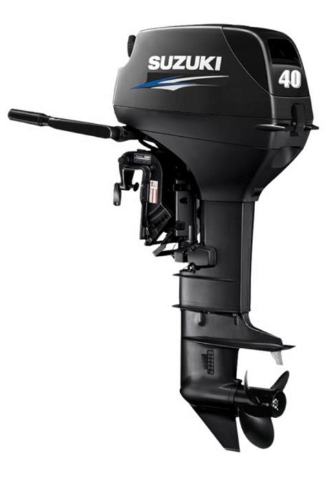 Suzuki Outboards Reviews by Boat Listing Suzuki 40hp 2 Stroke Electric Start Outboard