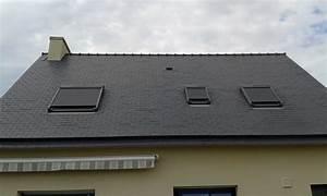 Volet Roulant Pour Velux : volet roulant type velux fen tres de toit lectrique et ~ Dailycaller-alerts.com Idées de Décoration