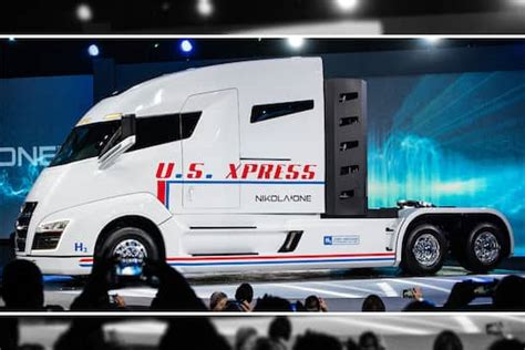 Is Nikola, the Maker of Zero-Emission Electric Truck 'One ...