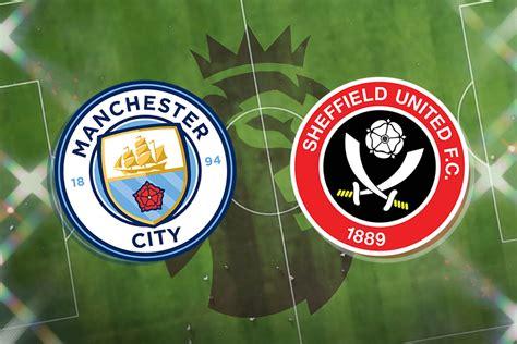 Manchester City vs Sheffield Utd Full Match - Premier ...
