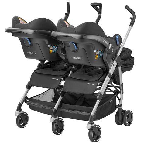 chambre bébé jumeaux la nouvelle poussette for2 de bébé confort