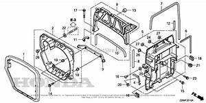 Honda Eu3000i Ac Generator  Jpn  Vin  Eavj
