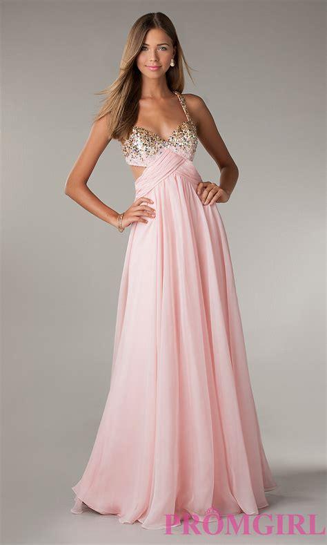 designer dresses cut out prom dresses flirt gowns for prom promgirl