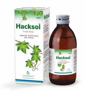 Syrup Cough Medicine