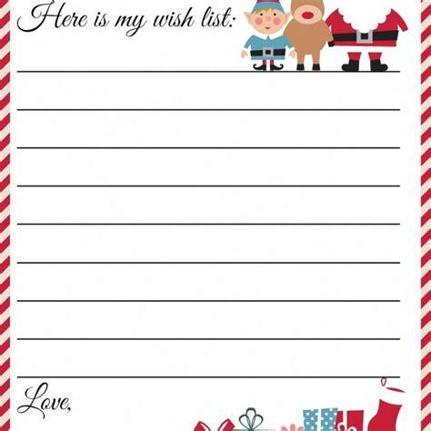 santa list template the 25 best santa template ideas on letter to santa template templates