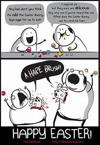Happy Easter - The Oatmeal