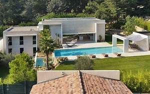 Fantastic Caribbean Coast Modern House Plan Design ...