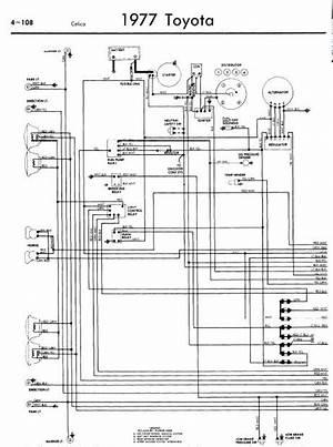 1990 Toyota Celica Wiring Diagram 41511 Verdetellus It