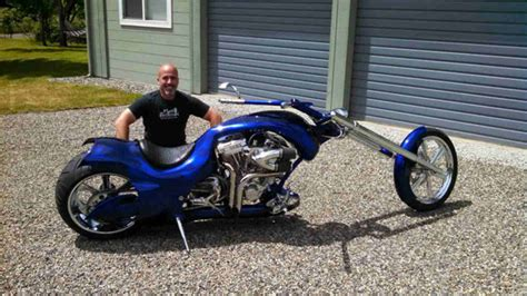 2013 War Eagle Chopper A Rare And Highly Sought After