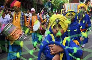 A different Holi: Pictures from Punjab's Hola Mohalla ...