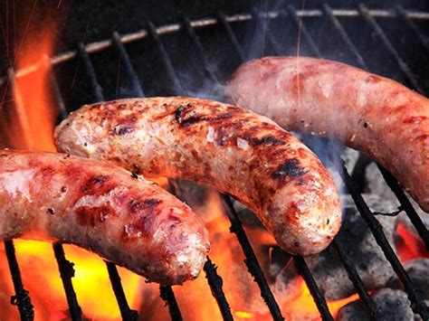 hottes cuisines the best way to grill sausages the food lab serious eats
