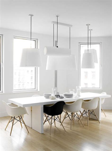 fantastic minimalist dining room designs interior vogue