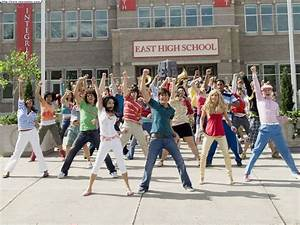 High School Musical 2 — MARK HOFELING DESIGN