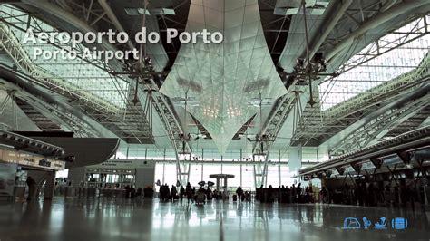 Aeroporto Di Porto Portogallo by Porto Airport Infoporto Pt