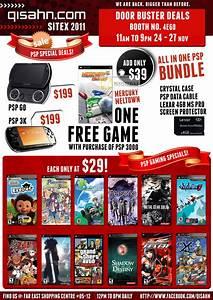 Qisahn Sony Playstation Portable PSP GO, PSP 3K, Games ...