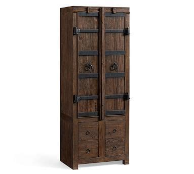 recycled kitchen cabinets rockford reclaimed wood storage tower potterybarn 1 759 1759