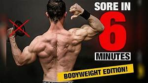 Watch  Best Bodyweight Back Workout