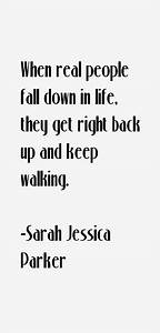 Sarah Jessica Parker Quotes & Sayings