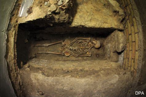 archaeologists discover oldest carolingian cathedral